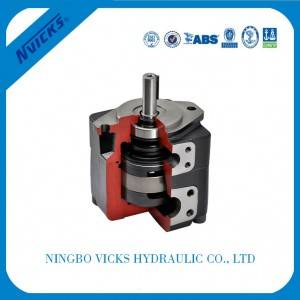 T7 Series  Single pumps T7B High Pressure Vane Pump for Excavator