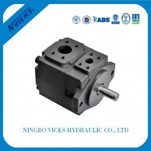 PV2R Series Single Pump Yuken Hydraulic Vane Pump for Show Machinery