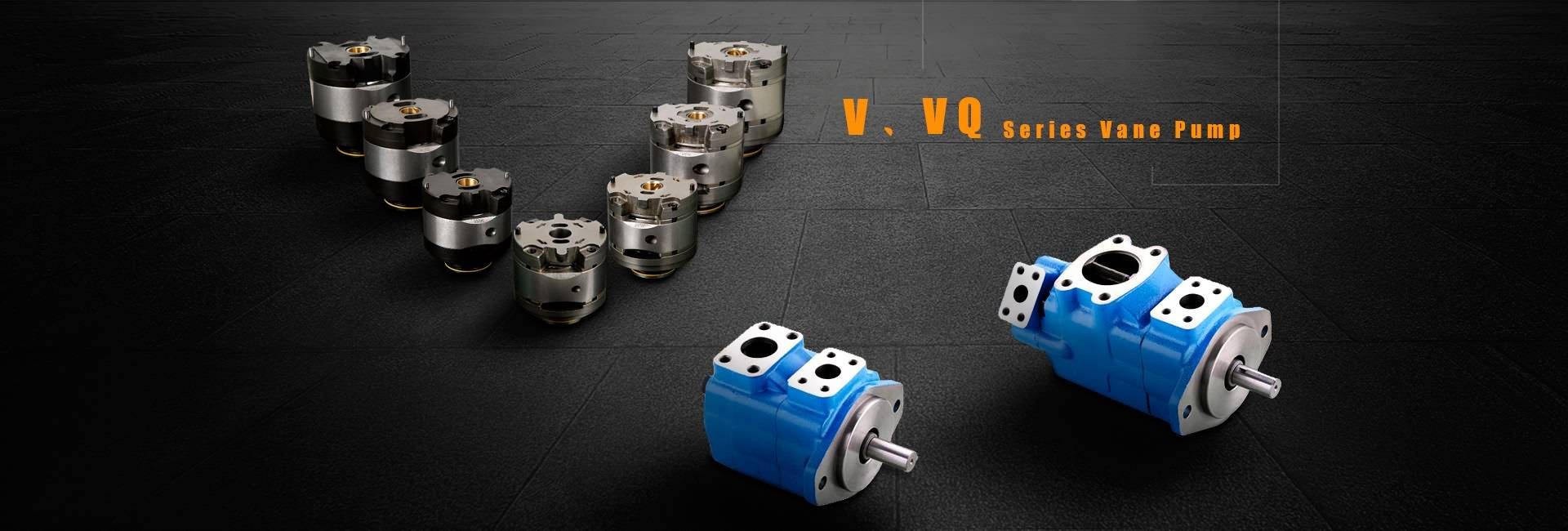 V,VQ Series Vane Pump