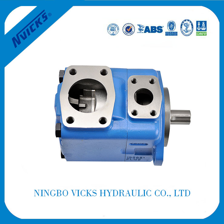 VQ SERIES SINGLE PUMP Vickers 25VQ Vane Pump Hydraulica Bomba for Die Casting Machinery