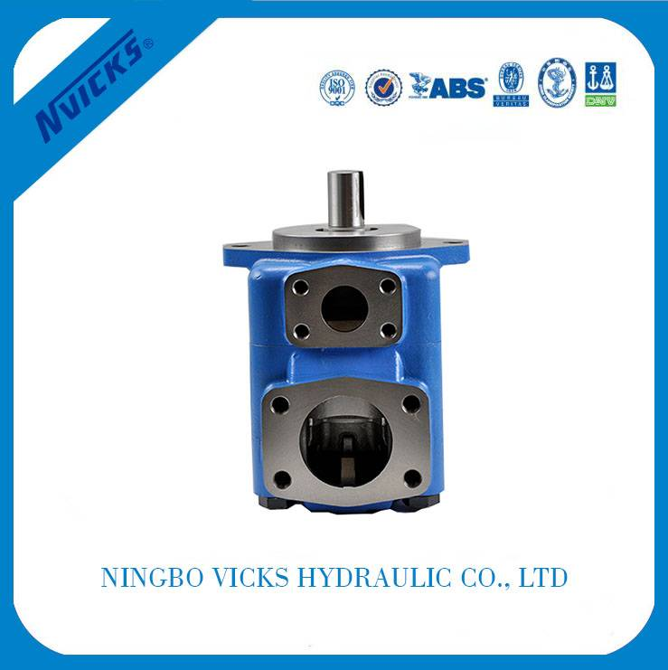 VQ SERIES SINGLE PUMP Vickers 25VQ Vane Pump Hydraulica Bomba for Die Casting Machinery Featured Image