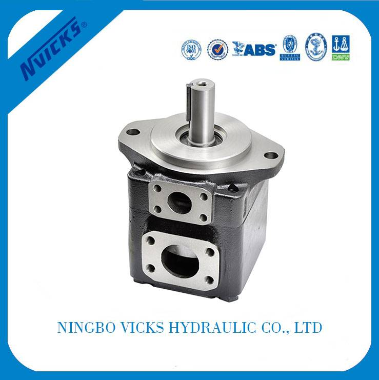 T6 Series Single Pump Hydraulic Vane Pump for Refining Machinery
