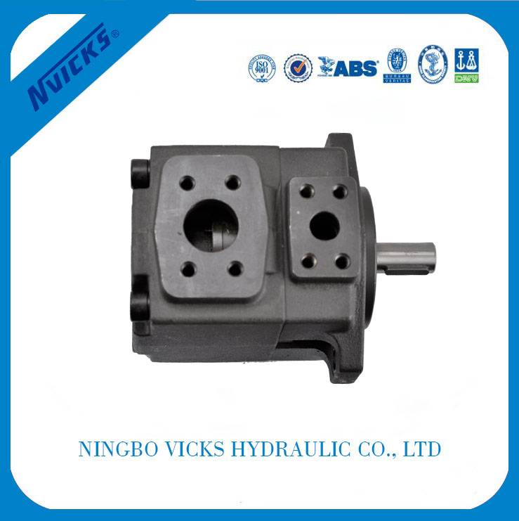 PV2R Series Single Pump Yuken Hydraulic Vane Pump for Forging Machinery