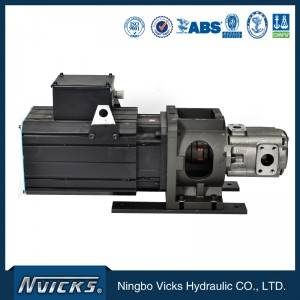 Vicks Servo System for Injetion Moulding Machine Servo Oil Pump