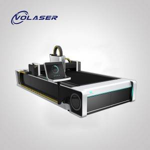 Fiber Laser Machine 3015N Cutting