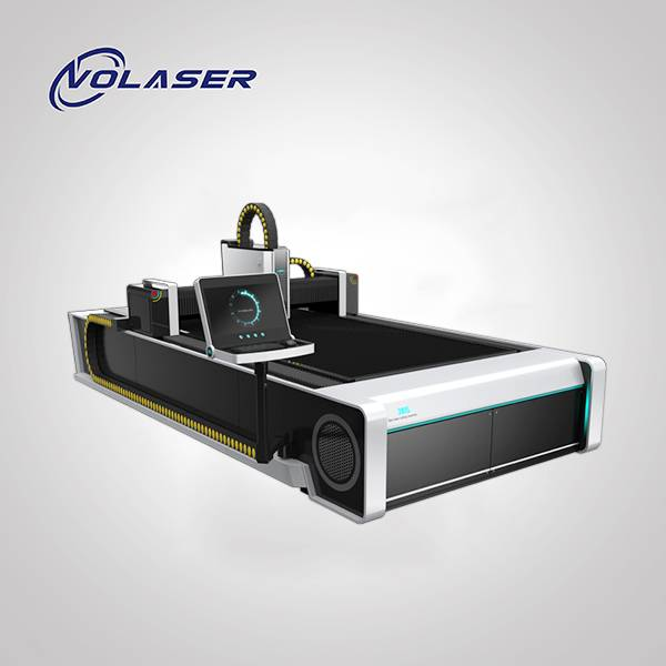 Fiber Laser Cutting Machine 3015N