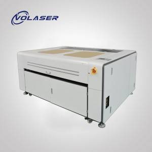 High Performance Acrylic/steel/die Board/mdf/wood Mixed Co2 Laser Cutting Machine 1325