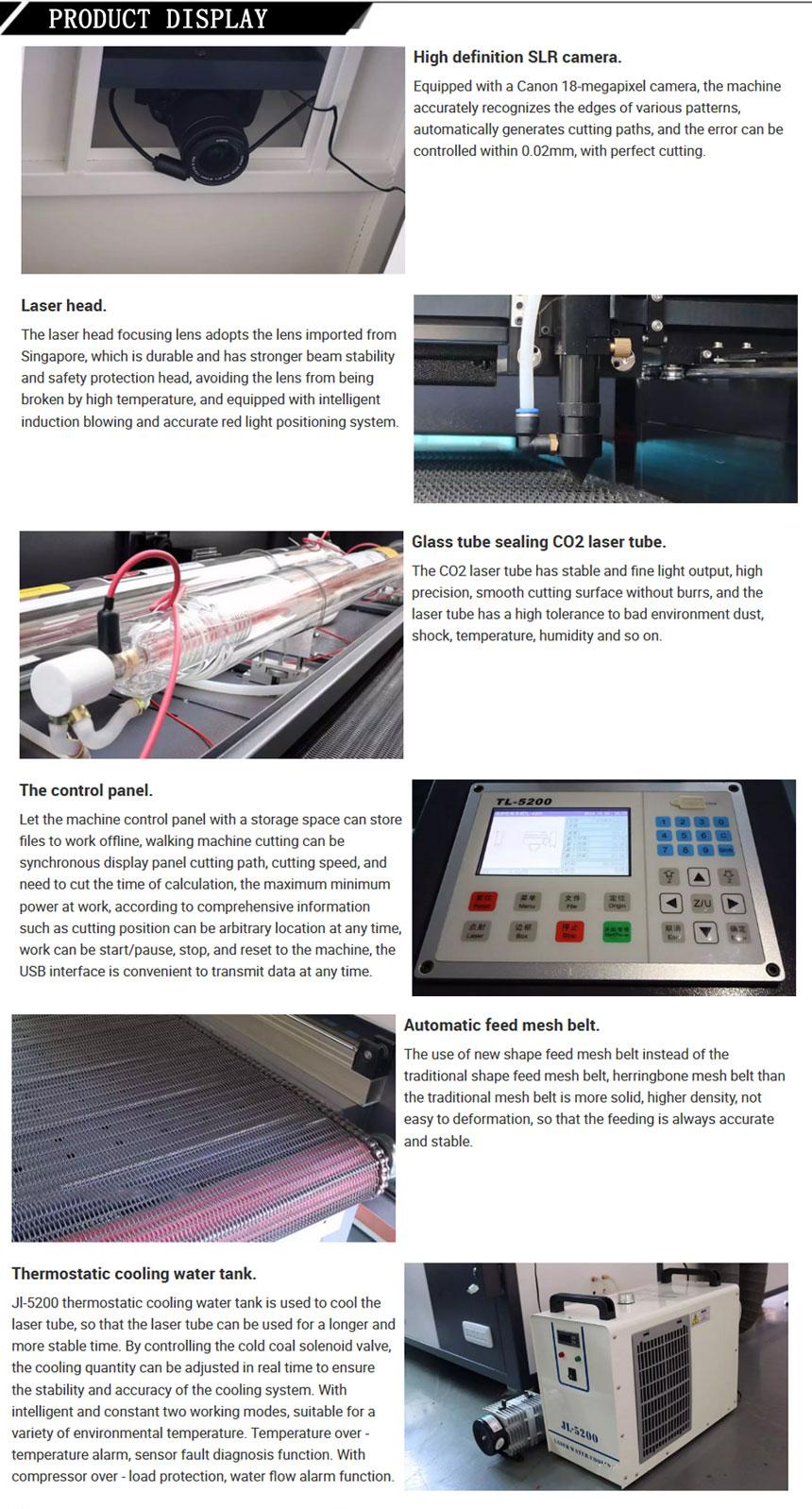 China 2017 Good Quality Yueming Laser Cutting Machine - 1610