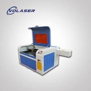4060 Nonmetal Laser engraving and cutting machine