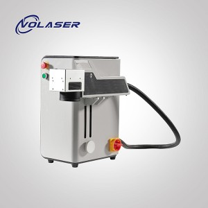 Popular Design for Metal Plastic Fiber Laser Marking Machine For Pigeon Birds Rings