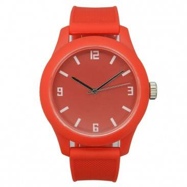 VT-SW1601 Elegant Analog Quartz Movt Fashion Silicone Watch Women