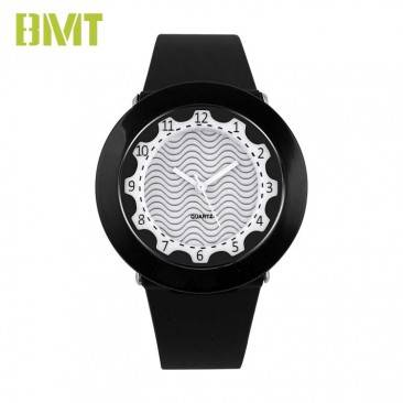 VT-PW1003 China Factory Custom Analog Quartz Plastic Women Watch