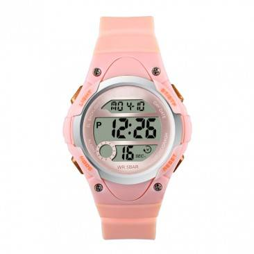 Direct Factory Supply High Quality LCD Digital Sport Watch For Women VT-D762