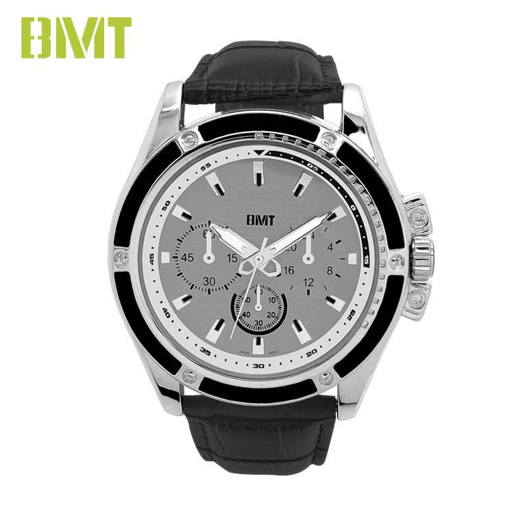 China Manufacturer for Stainless Steel Watch Fashion -