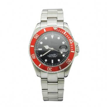 VT-S1412 Customized Classic Japan Quartz Men's Stainless Steel Bracelet Watch