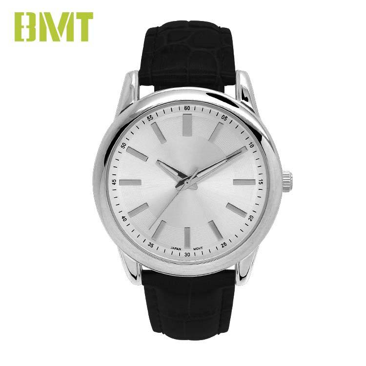 China Cheap price Leather Strap Sport Watch -