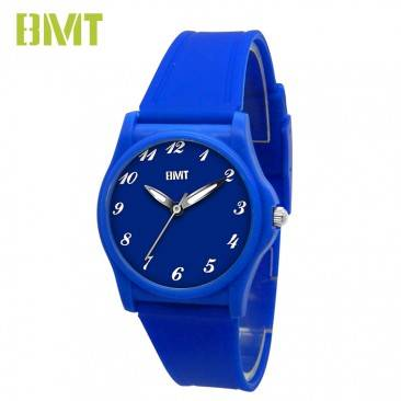 VT-PW1901-2 Original Factory OEM Men Blue thin Sport Analog Plastic Quartz Watch
