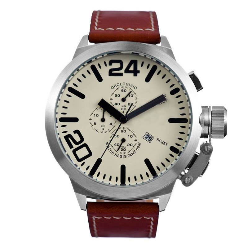 Best Price onDual Time Lady Watch -