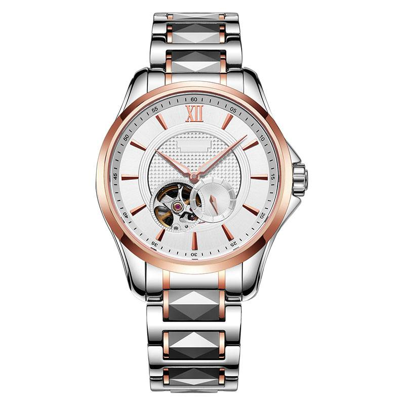 Big discounting New Fashion Stainless Steel Band Man Watch Featured Image