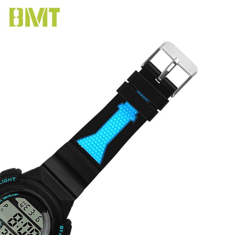 China Best-Selling Dual Time Zone Children Watch - Fixed