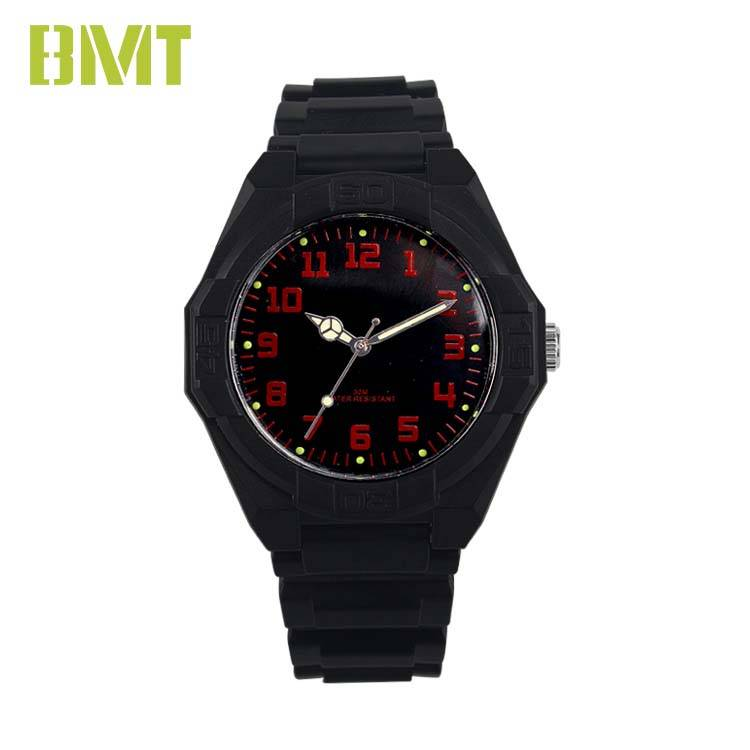 Reasonable price for Pu Leather Band Watch Men -