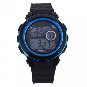 VT-D1704 Direct Factory Supply High Quality Female LCD Digital Sport Watch