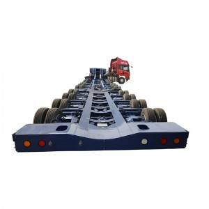 Rapid Delivery for Flatbed Trailer Price - Hydraulic,lowapeed,freestitching-Modular free stitching – Vulcan