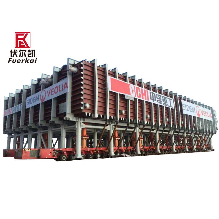 China OEM Lowbed Semitrailer - remote control,moving head PPU,modular semi trailer – Vulcan