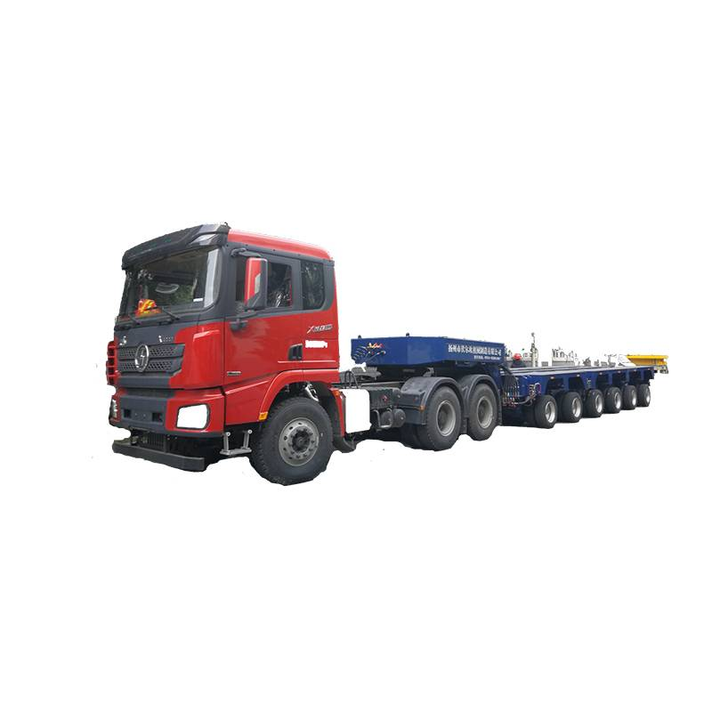 2019 High quality 200 Ton Trailer -