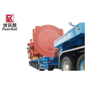 Manufacturing Companies for Public Roads Transportation Semi Trailer - tank (cylindrical) cargo transport semi-trailer – Vulcan