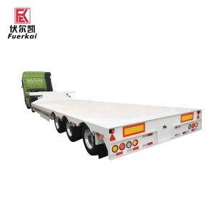 Wholesale Wind Blade Semi Trailer - Air suspension semi-trailer – Vulcan