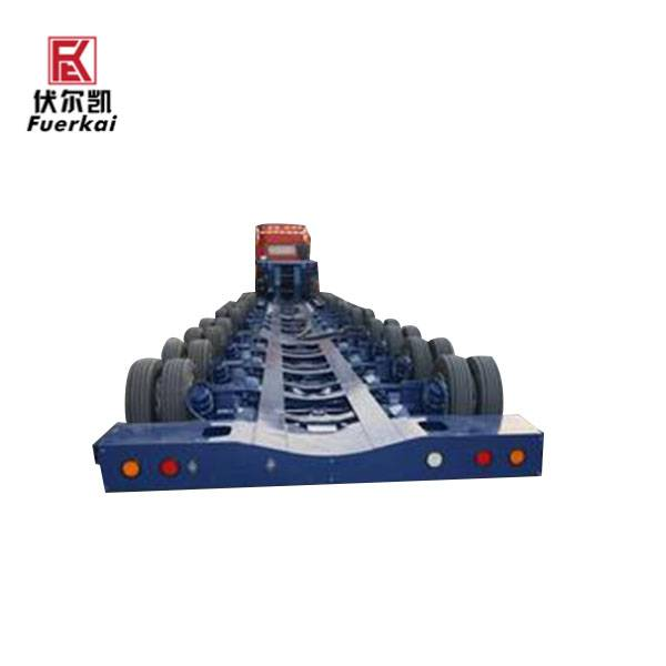 OEM China Customized Trailer - Various types of barracks transporter  chassis – Vulcan Featured Image