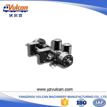 Low MOQ for Rocket Missile Transport Vehicles -  Semi trailer air suspension2 – Vulcan detail pictures
