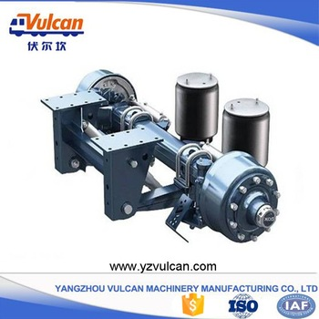 Chinese wholesale Lightweight Semi Trailer -  Semi trailer air suspension4 – Vulcan