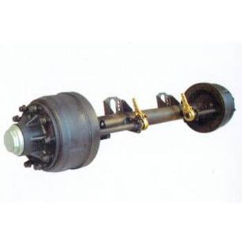 China Manufacturer for Axle Flatbed Trailer - Semi trailer axle2 – Vulcan