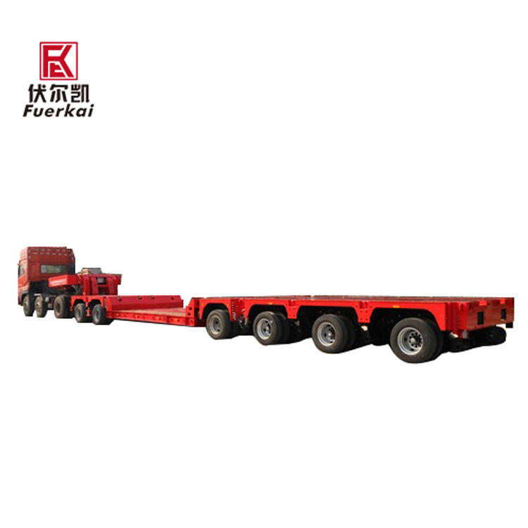 Reasonable price Low Bed Semi-Trailer - Various types of barracks transporter  chassis – Vulcan