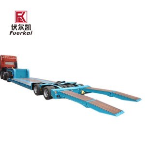 Hydraulic ramp ladder (automatic)