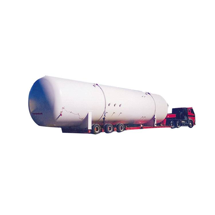 PriceList for Container Semi-Trailer - Gooseneck,hydraulic,heavy load-Large cargo transportation – Vulcan detail pictures