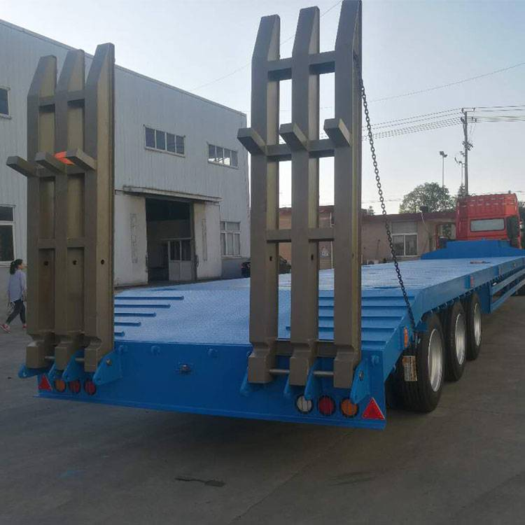 High Quality 3 Axle Semi-Trailer -