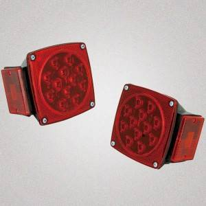 Good quality Self-Propelled - High value semi trailer light3 – Vulcan