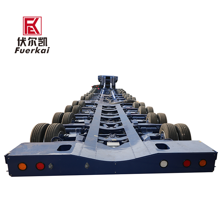 PriceList for Multi Axle Semi-Trailer - multi axle lowbed semi trailer – Vulcan