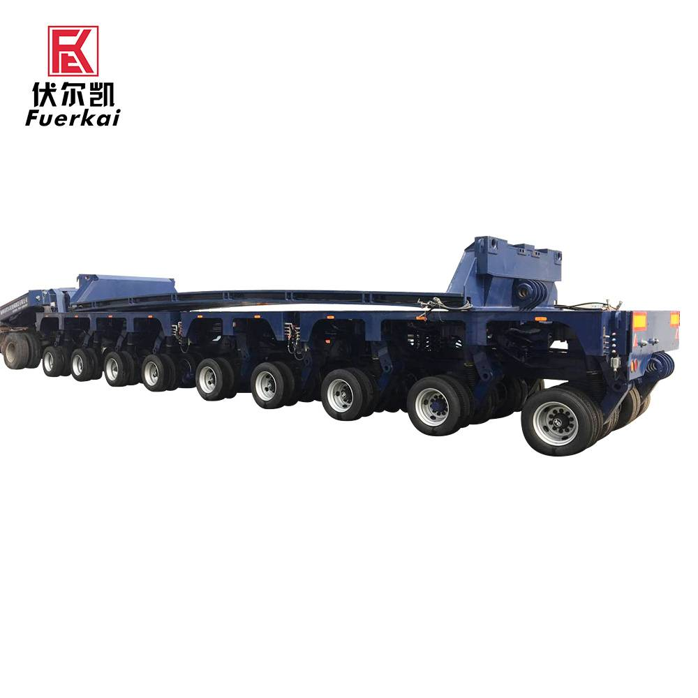 Factory For Truck Vehicle - Multi axle modular semi trailer – Vulcan