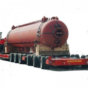 Precision instrument,low plate,steering-Large cargo transportation