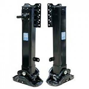 Quality Inspection for Special Transport Vehicle For Petroleum Equipment - Low bed semi-trailer support legs3 – Vulcan