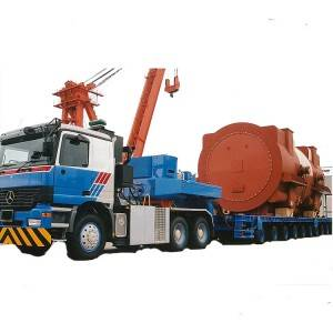 Reasonable price for Lowbed Trailer - Turning radius,high quality,custom-Other customed transporter – Vulcan