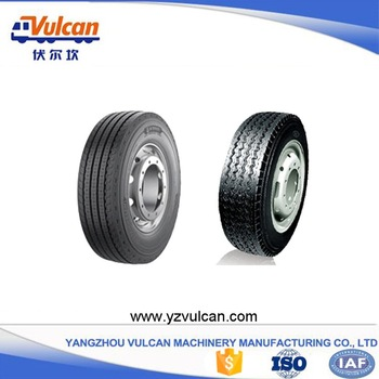 2019 wholesale price 3 Axles Semi Trailer -  Multi axle semi-trailer tyre1 – Vulcan