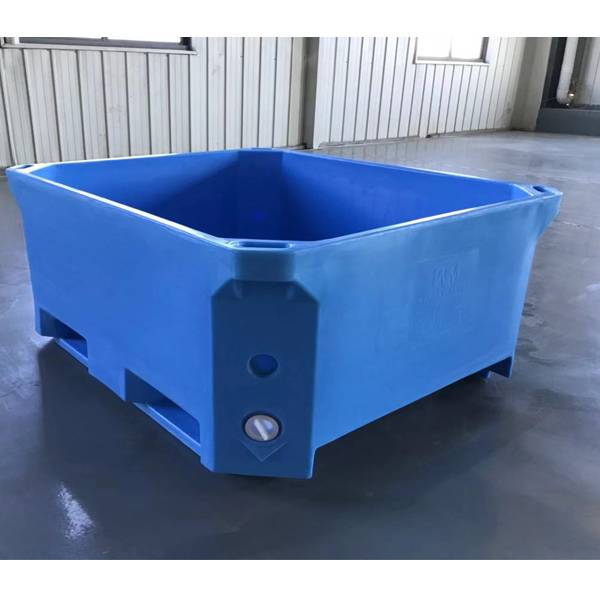OEM Factory for Beer Bottle Cooler Box - 460L Insulated Fish Containers – Wanma Rotomold