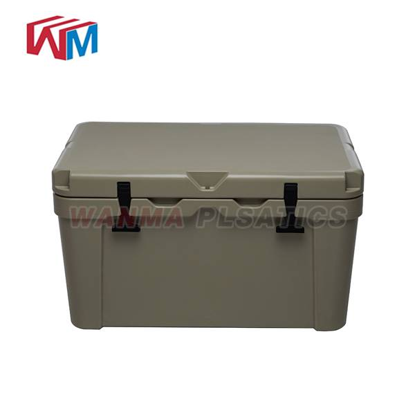China Factory for Portable Insulated Lunch Bag - 65L Plastic insulated coolers ice box – Wanma Rotomold detail pictures
