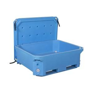 340L insulated plastics container
