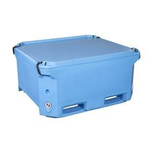 FDA, Durable, 460L High Insulated Fish Container with Lid